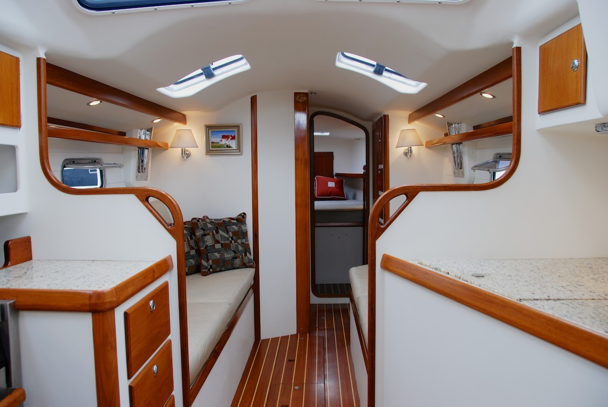 Robert H Perry Yacht Designers Inc Production Boats
